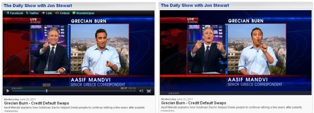 Grecian Burn - Credit Default Swaps